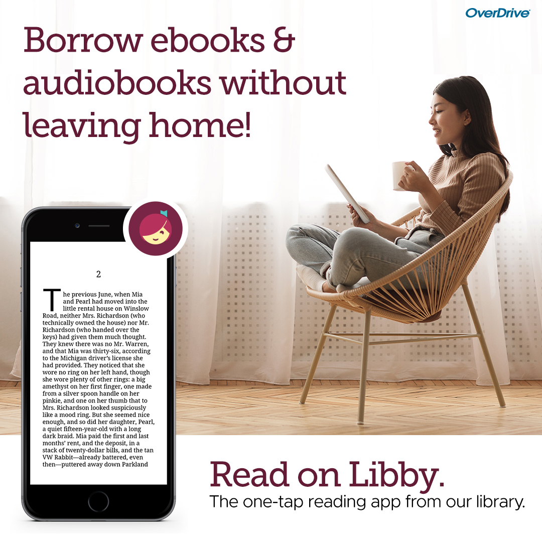 Read eBooks with Libby